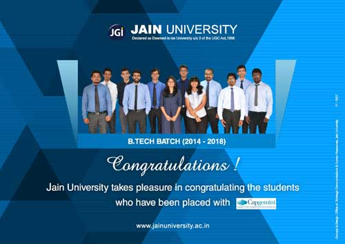 student placement top engineering college set ju